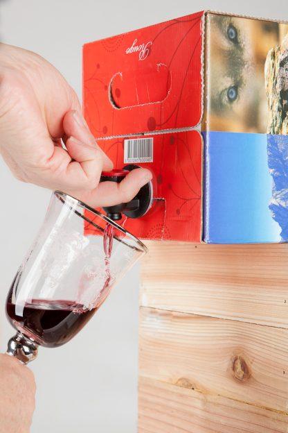 Vin d'Oc | Exclusieve wijnen uit de Languedoc | Cubitainer werking